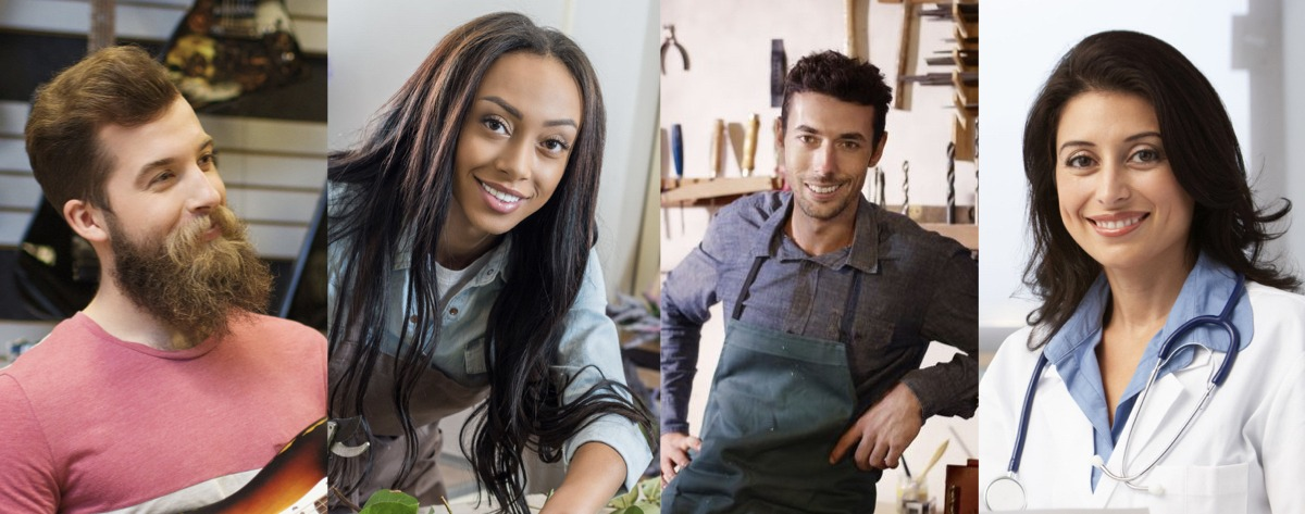 4 Small Business Owners